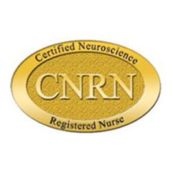 Certified Neuroscience Registered Nurse (CNRN) Pin