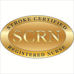 Stroke Certified Registered Nurse (SCRN) Pin