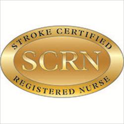 Stroke Certified Registered Nurse (SCRN) Pin
