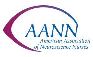 American Association of Neuroscience Nurses logo.